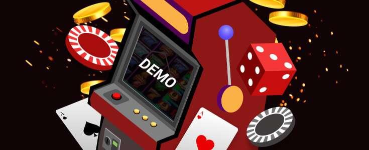 Демо игровых автоматов